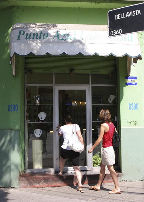 Boutiques à Santiago du Chili