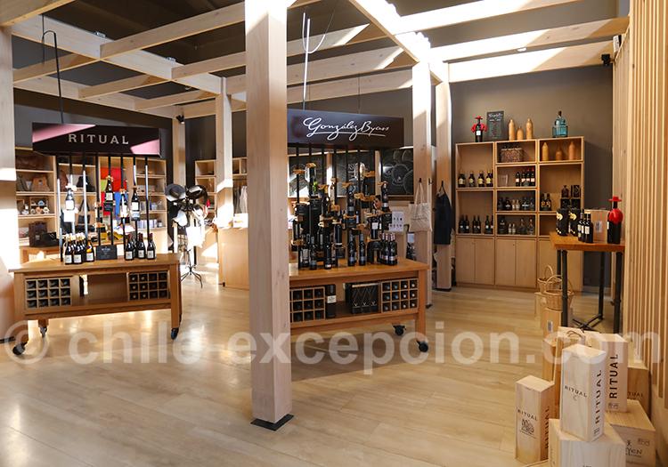 Le vin et les spécialités du Chili