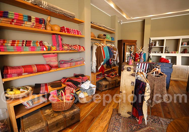 Textiles du Chili