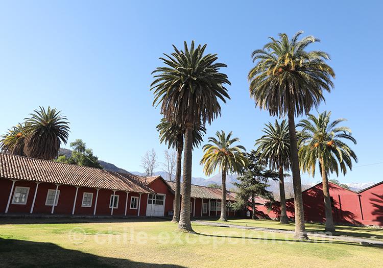 Casona de Chacabuco, Chili avec l'agence de voyage Chile Excepción