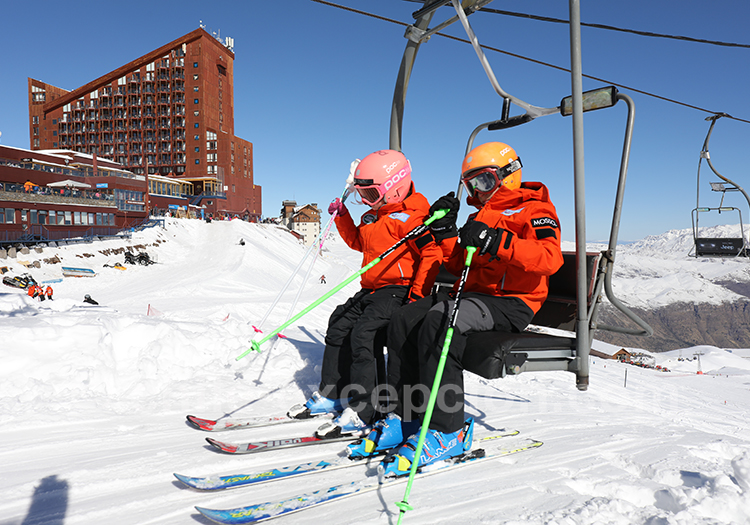 Station de ski Valle Nevado