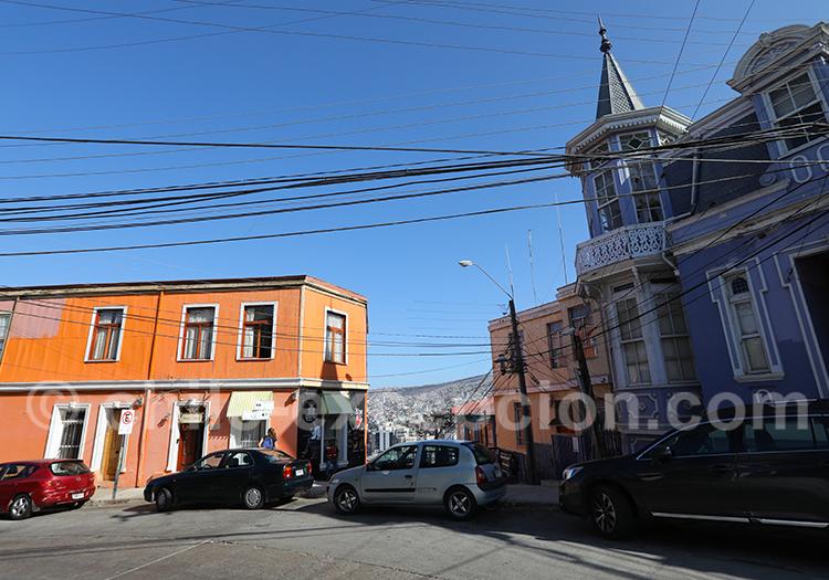 Visite de Valaparaiso, la ville aux 42 collines