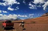 Circuit à San Pedro de Atacama