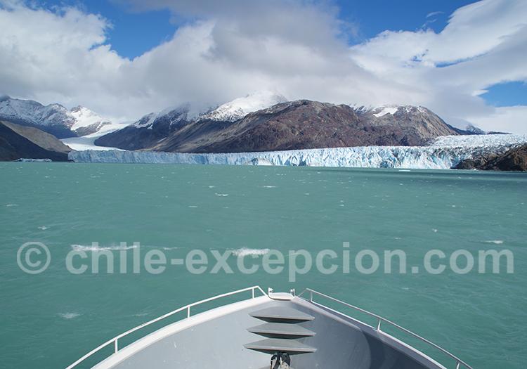 Excursion nautique glacier Ohiggins