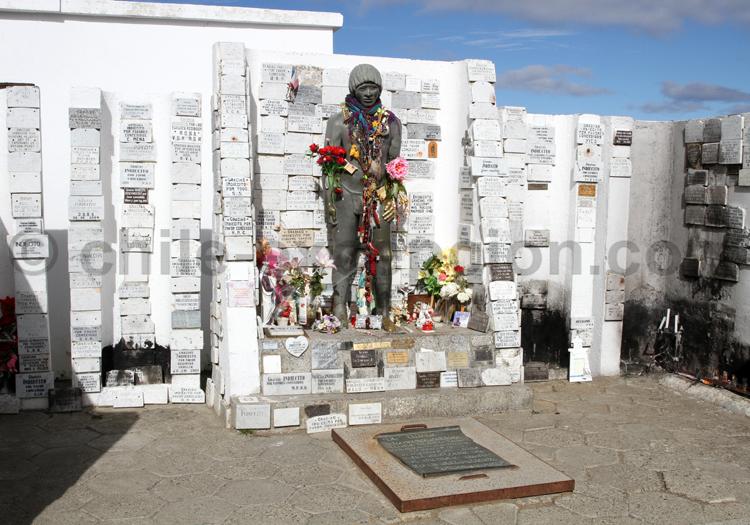 Indiecito, cimetière de Punta Arenas