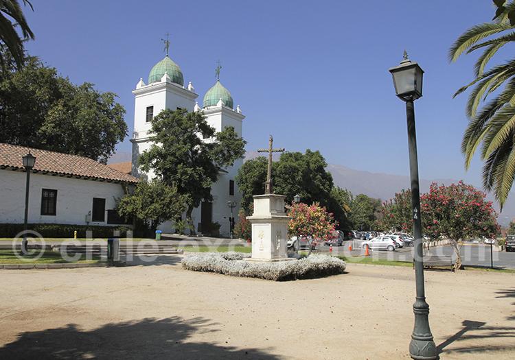 Visite del Pueblito Los Dominicos, Las Condes