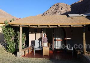 Bungalow du Codpa Valley Lodge