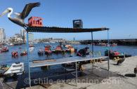 Etape du jour à Antofagasta