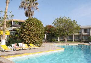 Relaxation à l'hotel Arica