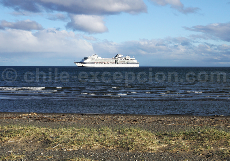 Navire pour Punta Arenas