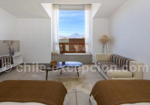 Chambre Poniente, hotel Tierra Atacama