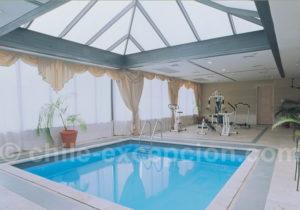 Hotel Fundador, la piscine
