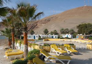 Plage du Arica Panamerica