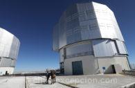 Visite de l'observatoire du Paranal