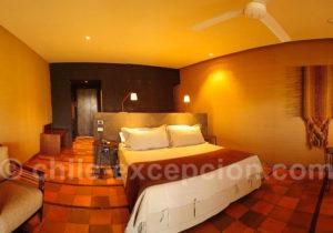hotel Alto Atacama, chambre matrimoniale