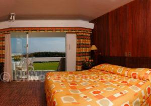 Chambre de l'hotel Arica