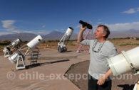 6 Soirée Astronomique à Space Obs avec Alain Maury