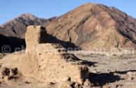 Ruines de Puquios, Copiapo, Chili