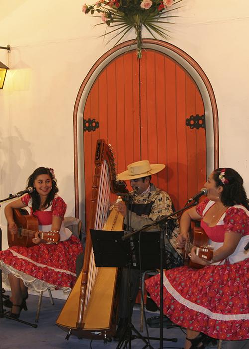 Musiques et instruments du Chili
