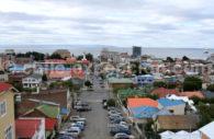 Centre ville de Punta Arenas