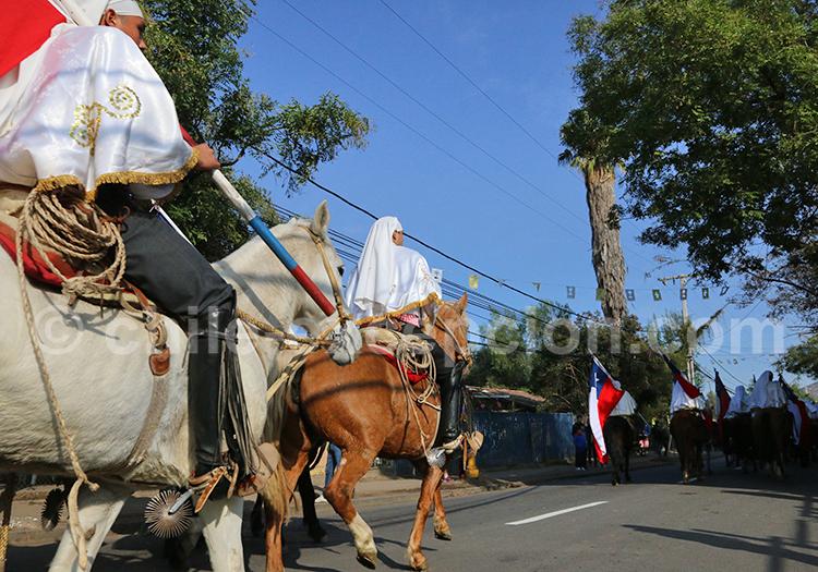 La Fiesta de Cuasimodo au Chili