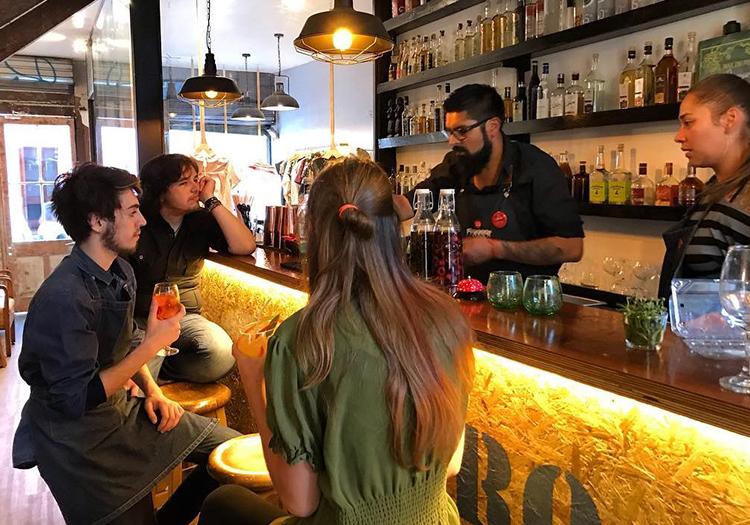 Bar de Pisco