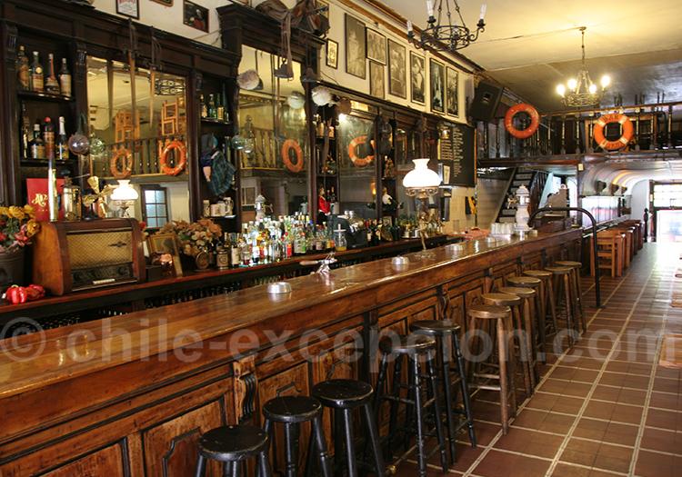 Bar la Playa Valparaíso