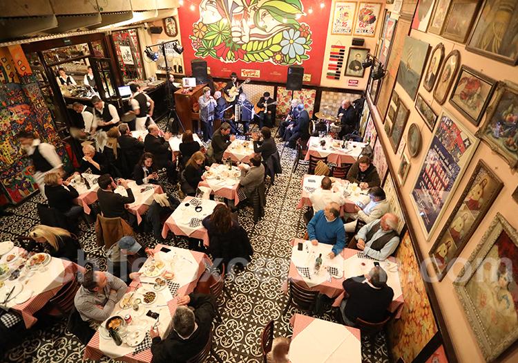 Bar restaurant Liguria, Providencia