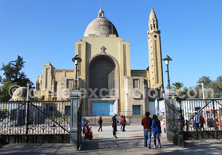 Basilique de Lourdes de Santiago
