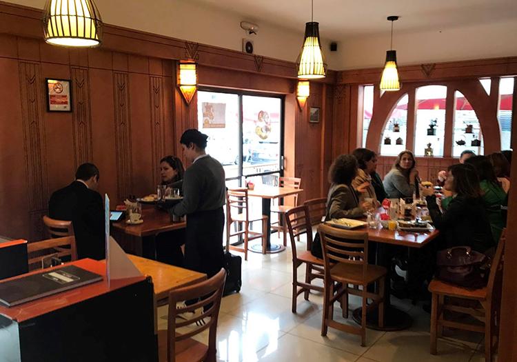 Café con Letras, Valparaiso