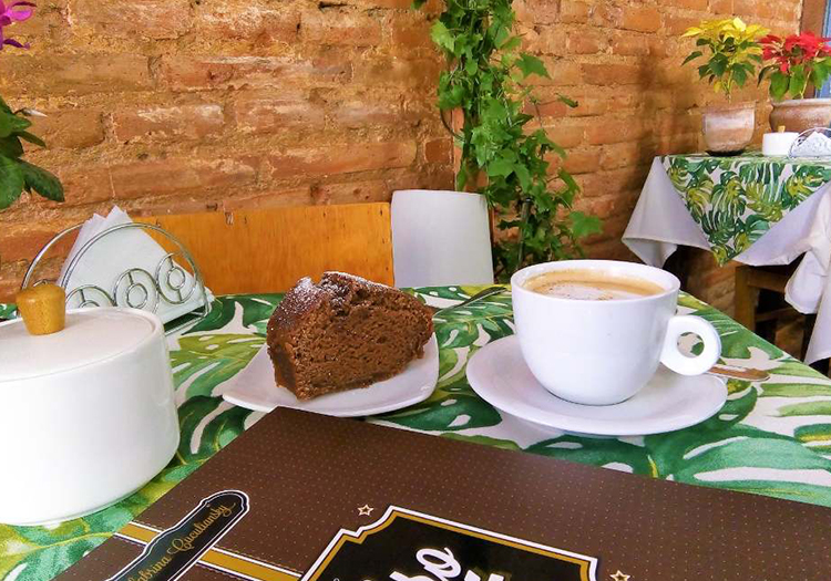 Café del Jardin