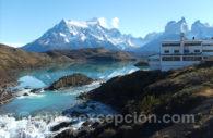 Cascade Salto Chico, parc Torres del Paine