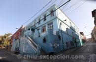 Cerro Cordillera, Valparaiso, Chili
