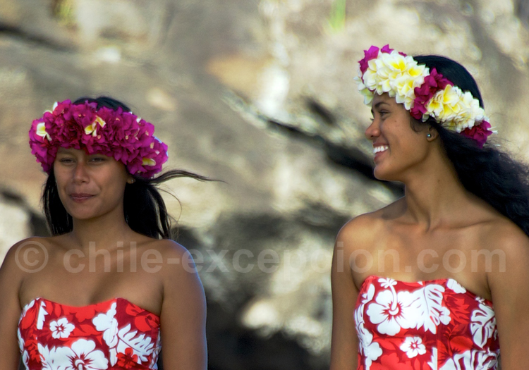 Tapati Rapa Nui, Ile de Pâques