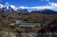 Climat dans le Paine, Patagonie, Chili