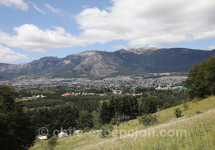 Coyhaique, capitale touristique, Chili avec l'agence de voyage Chile Excepción