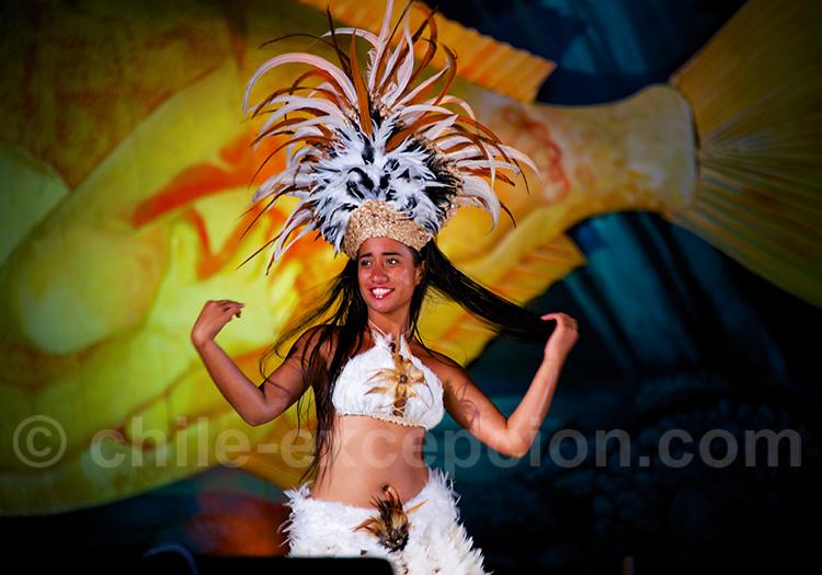 Danses de l'île de Pâques