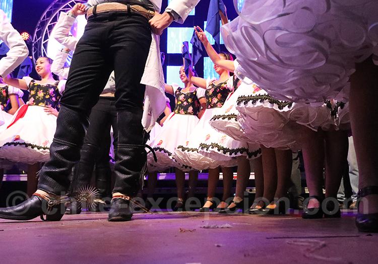 Danses du Centre Chili