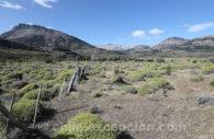 De Cerro Castillo à Puerto Ibañez par la X-651, Chili