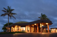 Hôtel Hangaroa Eco Village, Rapa Nui, Île de Pâques, Chili