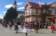 Fête costumbrista à Puerto Natales