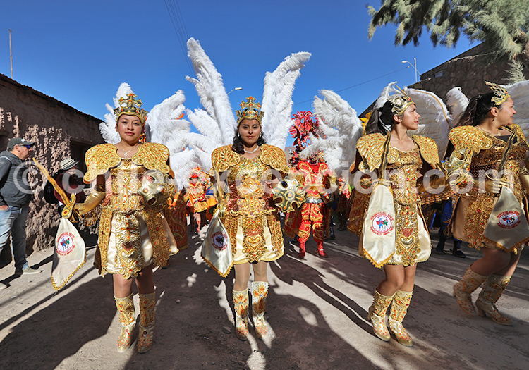 Fiesta de la Virgen de Guadalupe de Ayquina
