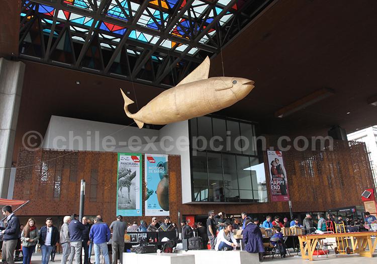 Gam, Centre culturel Gabriela Mistral