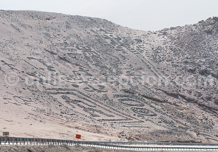 Geoglyphe de Chiza
