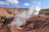 Geysers cachés, San Pedro de Atacama