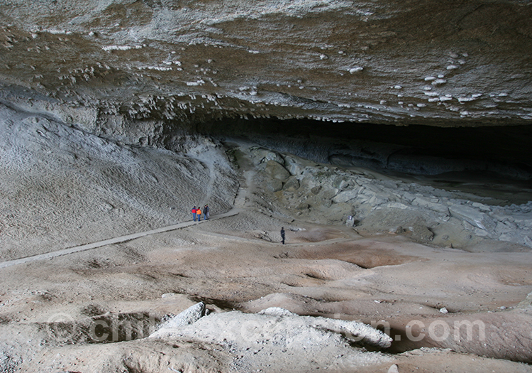 Grotte du Milodon, Torres del Paine, Chili