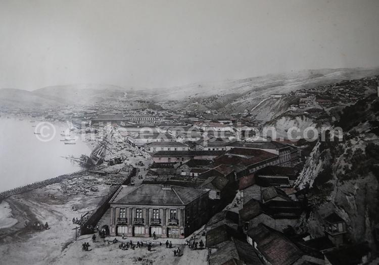 Histoire de Valparaiso, centre du Chili avec l'agence de voyage Chile Excepción