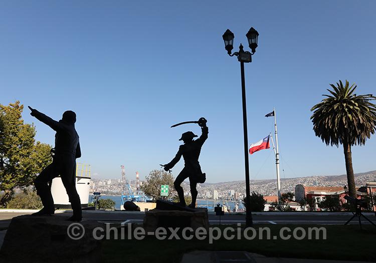 Histoire de Valparaiso avec l'agence de voyage Chile Excepción