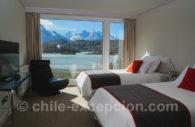 Hôtel Lago Grey, Torres del Paine