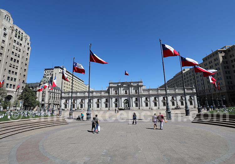 City Tour à Santiago